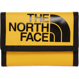 The North Face Base Camp Lompakko, tnf yellow/tnf black